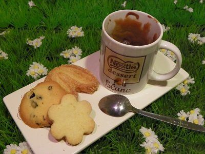 Recette Mug Cake Creme De Marron