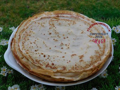 pate a crepe au tm5 thermomix cuisine thermomix