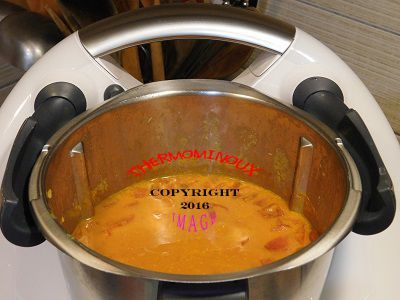 soupe a l 39 indienne thermomix blog cuisine thermomix. Black Bedroom Furniture Sets. Home Design Ideas