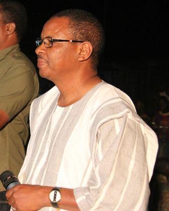 Newton Ahmed Barry rédacteur en chef de L'Évènement (Burkina)