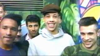 #LesVingtAnsDuNeufCinqDeuxCent / Rap &amp&#x3B; tag (Envoyé spécial 1990)