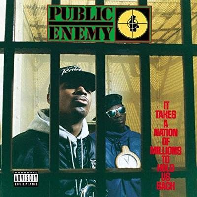 #PublicEnemy / It takes a nation of millions to hold us back réédité !