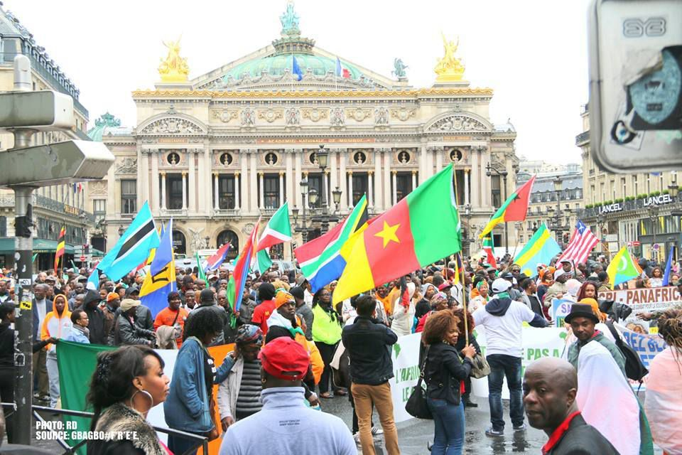 #Constitutions2015 / Le 11 avril 2015, couleurs sur Paris