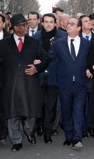 Entre Flamby Hollande et Tomi le Corse du Gabon : IBK et le Mali