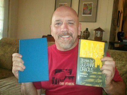 Climb to the sky (Rue monte au ciel) de Suzanne Dracius dans les mains de son traducteur James Davis - Livre du moment en 2012