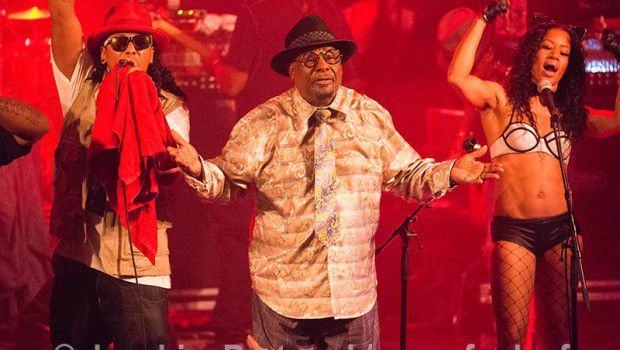 #LiveReport / George Clinton &amp&#x3B; Parliament-Funkadelic, Paris (Le Trianon) 29/07/2015 (#FunkU)