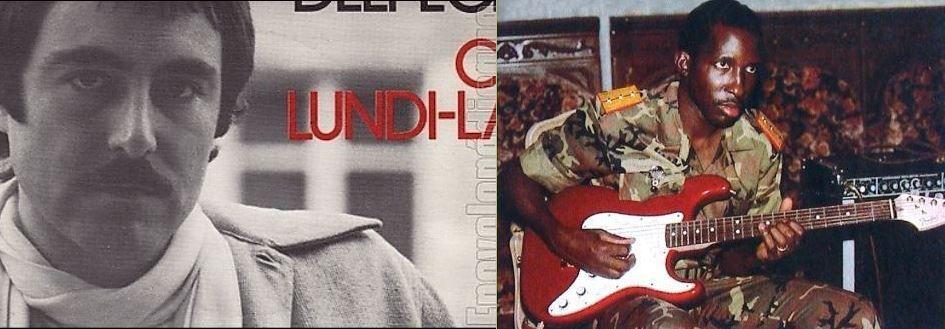 #Sankara à #MichelDelpech / J'ai écouté Ce lundi-là, vous et moi menons le même combat ! (#JeSuisBurkinabé)
