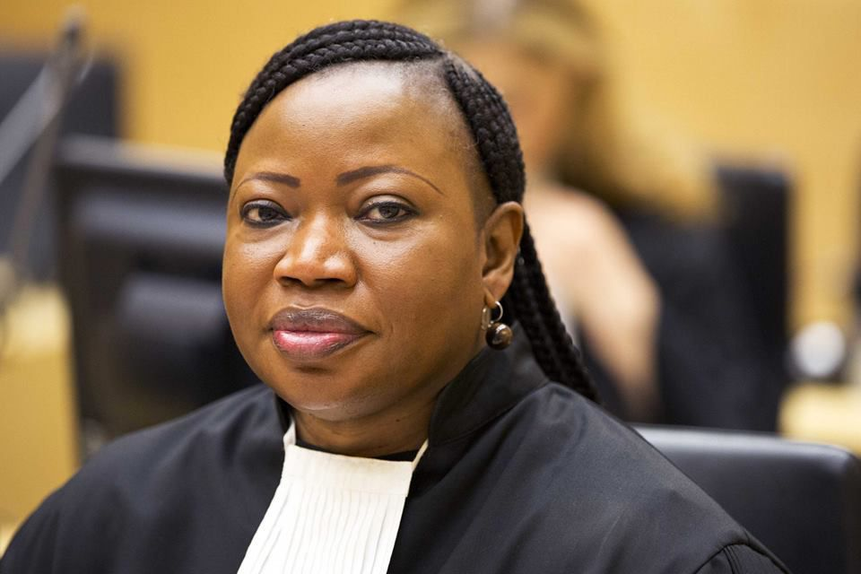 #CPI / Happy birthday to the Queen of Gri-Gri : Fatou (fat) Bensouda ! (#Gbagbo #ProcèsDeLaHonte)