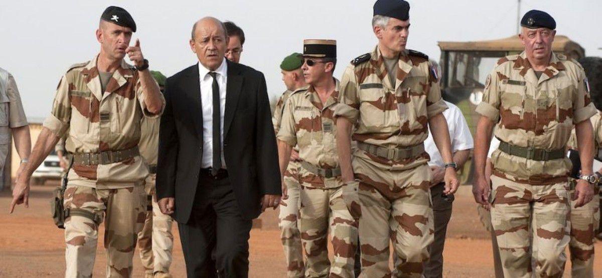 #PacteNéoColonial France/Mali : un partenariat d'égal à égal ? LOL !