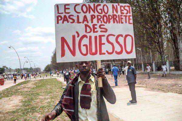 #CongoSassou / Communiqué de l'encerclé Général Mokoko