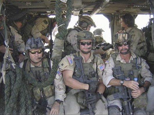 Forces spéciales US en Syrie