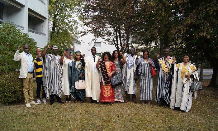 Les Wê de la diaspora se sont réunis les 15 et 16 octobre 2016 à Zurich (Suisse) dans le cadre d'un conclave dénommé «Conclave des Wê de la Diaspora».