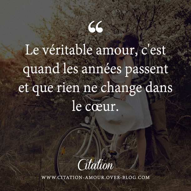 image amour veritable