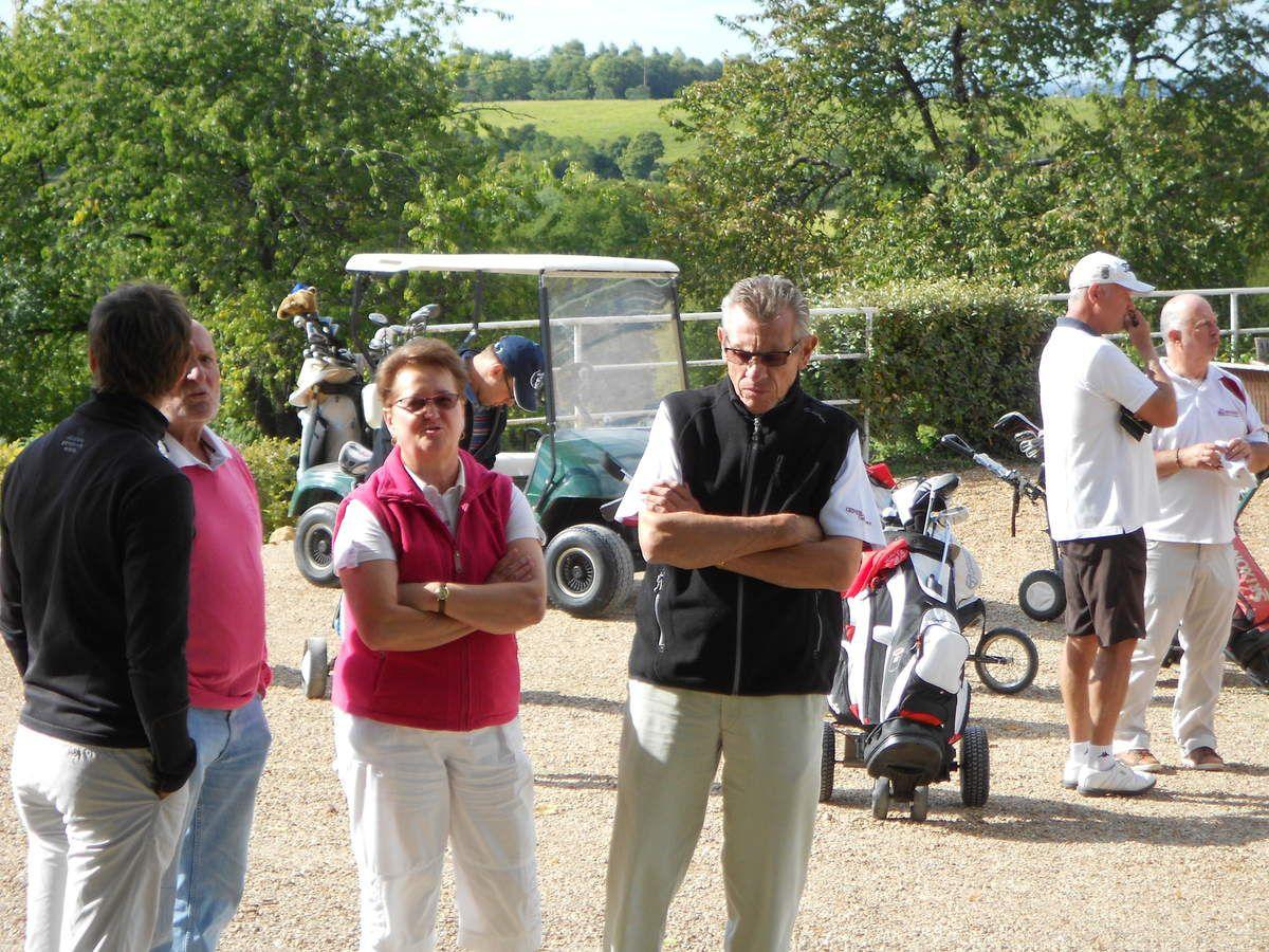 Résultats Compétition Générali Golf Tour