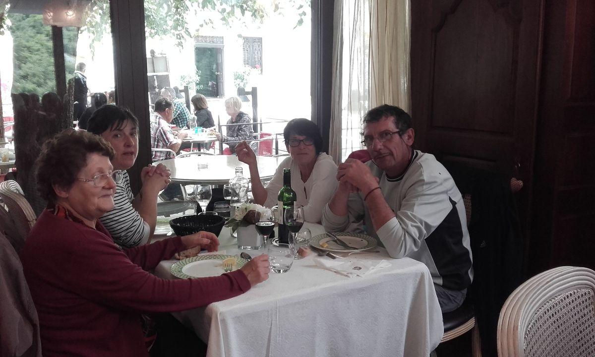 voyage du 11/06/2016 Padirac et Rocamadour