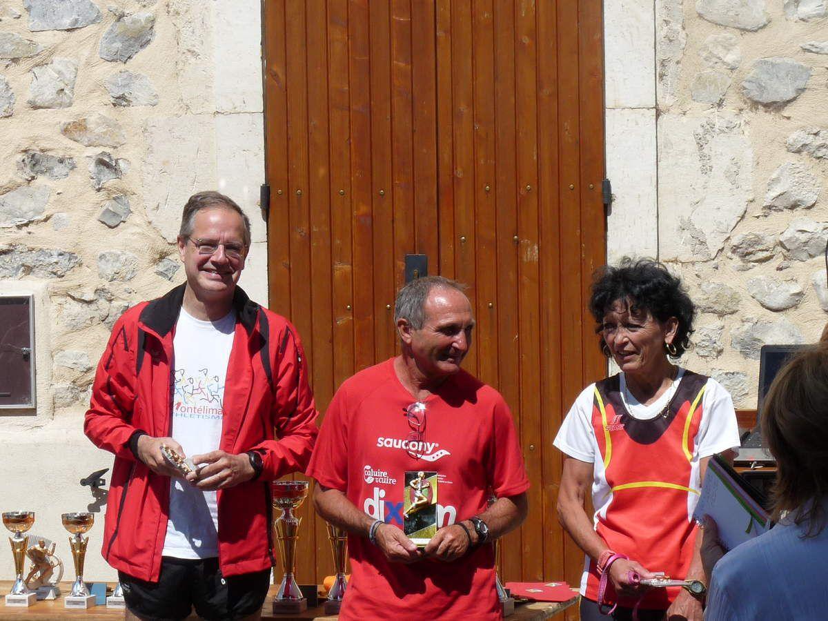 Résultats et Classement la Coucourdoise 2014