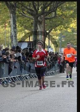 Résultat 10 km de Romans 2015