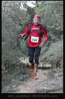 Trail des truffières 2015