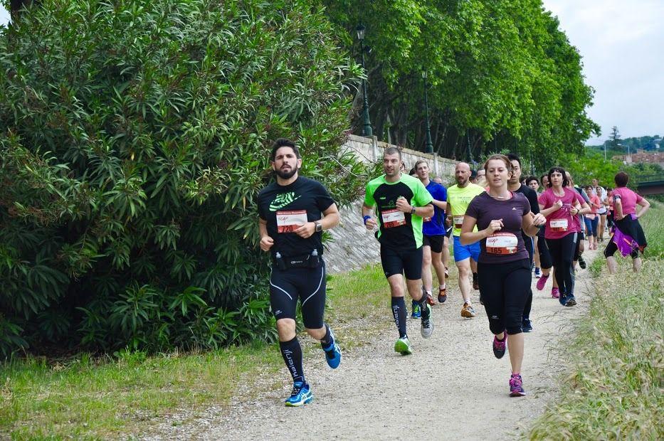 Trail Urbain Montelimar