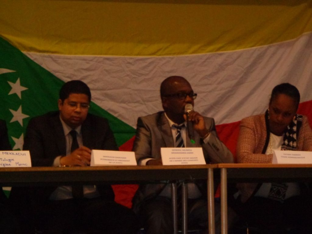 Ma vision de l'Avenir des Comores