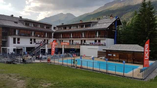 Acrobranche pour les l ves de 6eme le blog de castel ski for Piscine 6eme