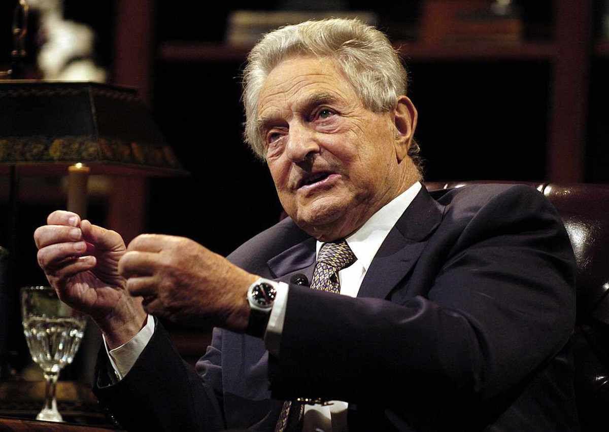 Effondrement de l'économie mondiale ? George Soros vend toutes ses parts de Citigroup, Bank of America et JP Morgan