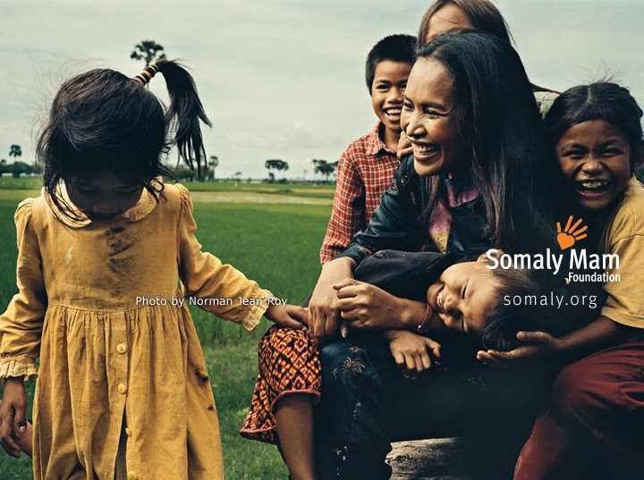 Cambodge: Somaly Mam lève des millions de dollars en mentant pour libérer des milliers de femmes de l'esclavage sexuel