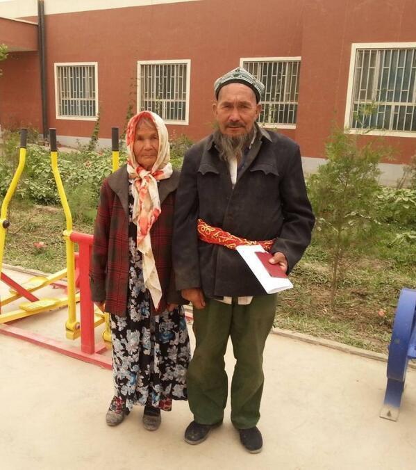 Chine: L'homme de 70 ans s'est marié à une femme de 113 ans