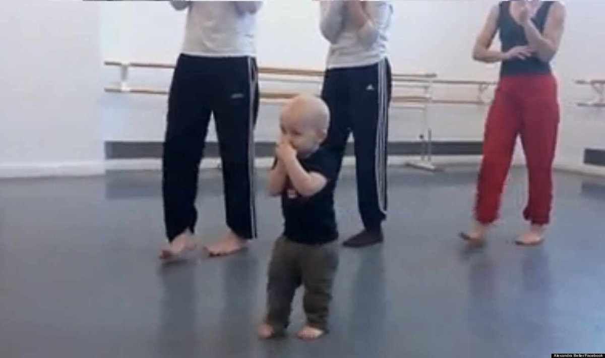 VIDEO: voici le plus jeune professeur de danse moderne du monde