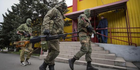 Un avion de transport militaire ukrainien a été abattu par des séparatistes prorusses