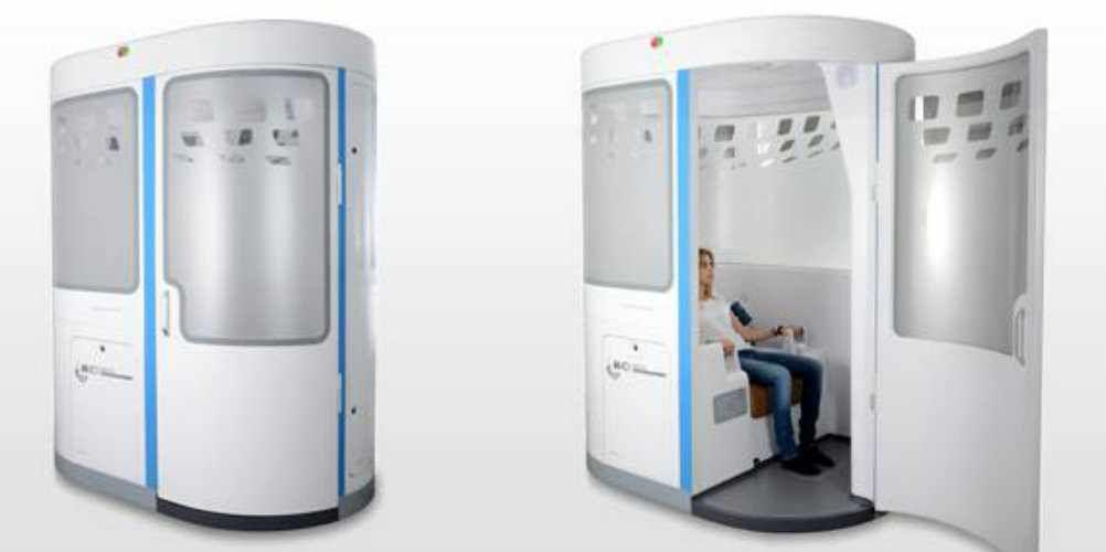 Le médecin bientôt remplacé par une simple cabine