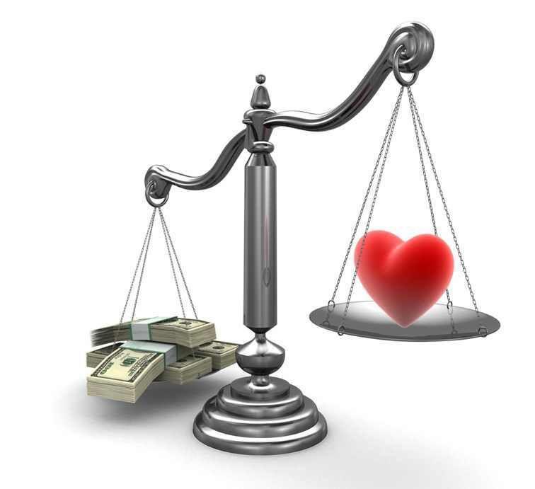 Des couples divorcés se réconcilient pour de l'argent