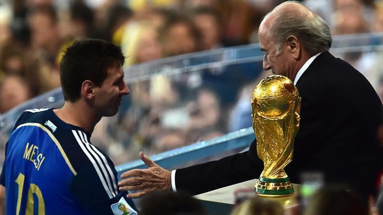 Coupe du monde 2014: Gérard Houllier justifie le titre de meilleur joueur attribué à Lionel Messi