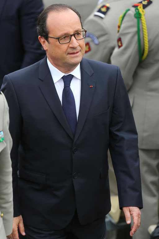 Mes 6 conseils mode à François Hollande