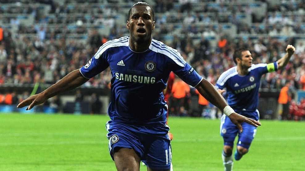 Didier Drogba de retour à Chelsea