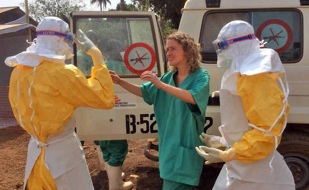 7 ways to protect yourself against the Ebola virus
