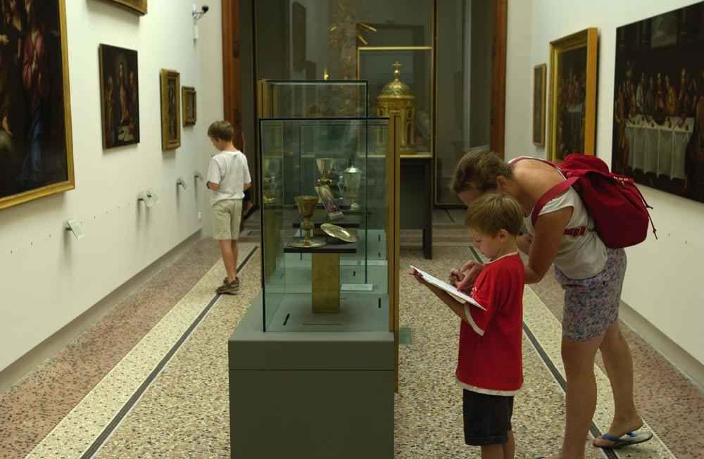 N'emmenez pas vos enfants au musée, ça ne sert à rien