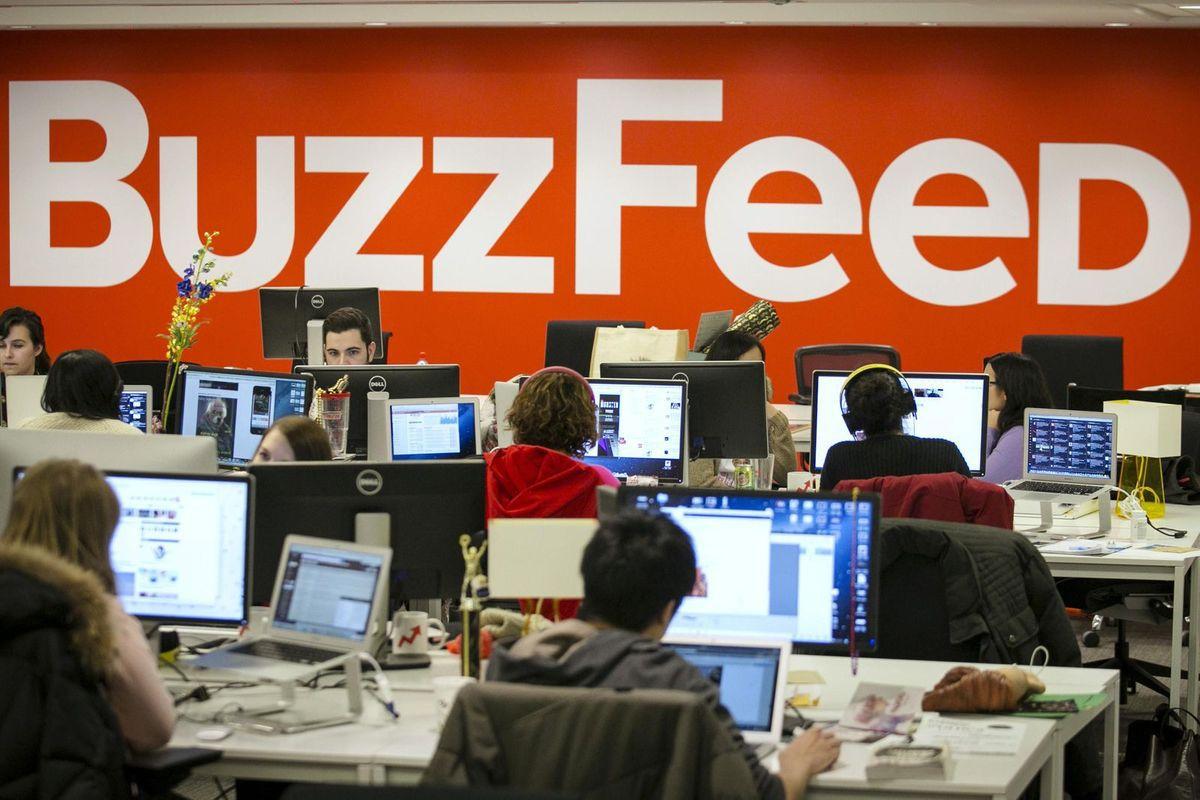 Buzzfeed, le site d'infos décalées qui vaut 850 millions de dollars