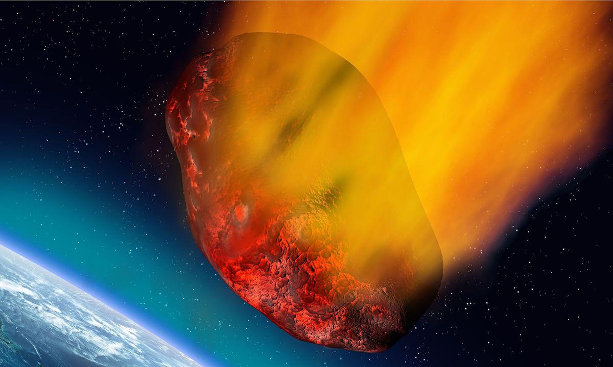 1950 DA, l'astéroïde qui fera disparaître la vie sur Terre