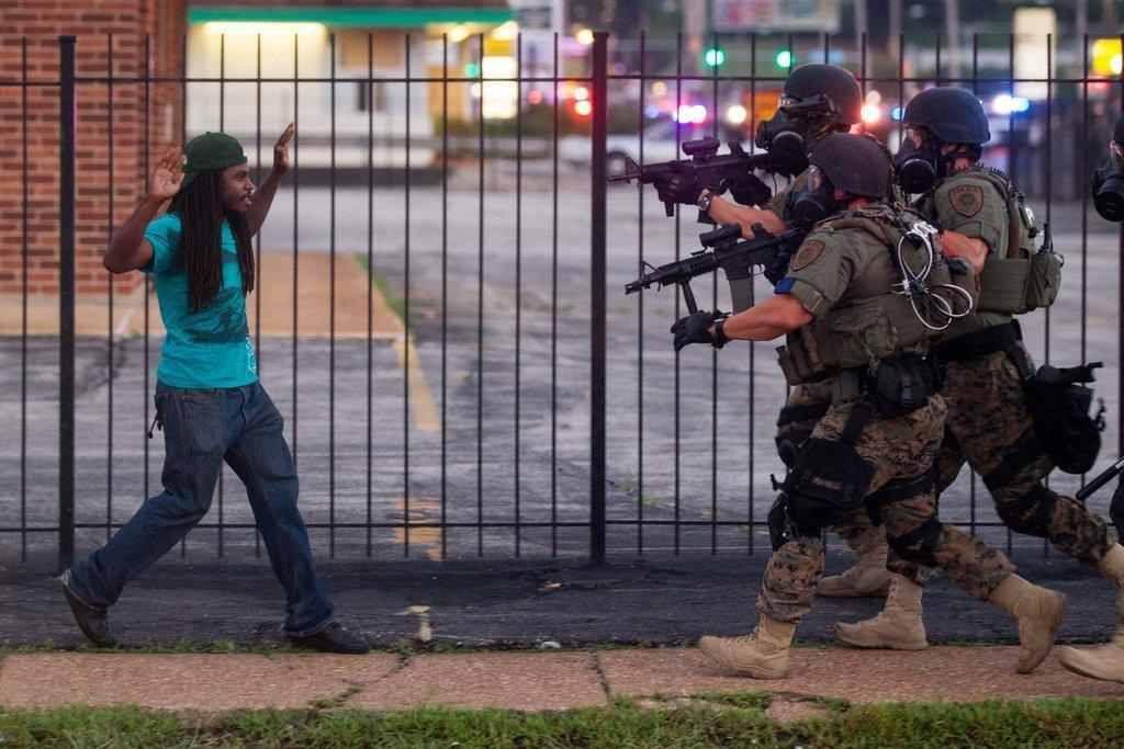 Etats-Unis: Les violences policières contre le public montent en flèche