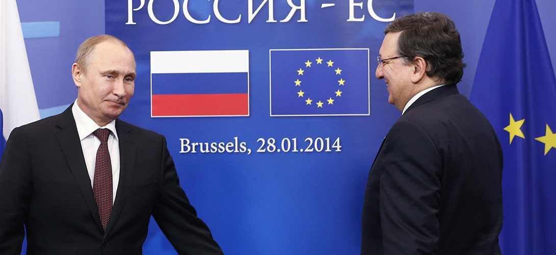 «Si je veux, j'entre à Kiev dans deux semaines», lance Poutine à Barroso
