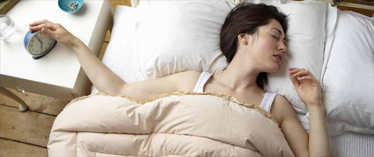 Mieux vaut se réveiller un quart d'heure plus tard qu'appuyer sur snooze