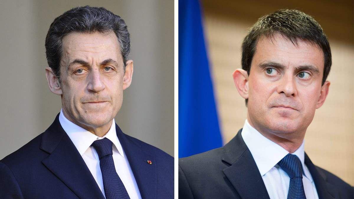 VIDEO. Valls sur Sarkozy: «Lui il n'est pas beau»