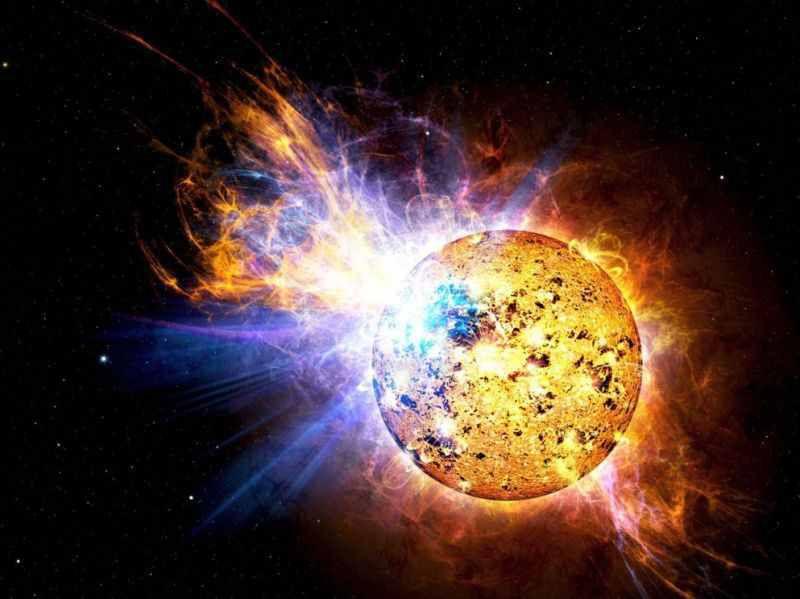 Tous aux abris ? La NASA détecte une éruption solaire de classe X 100 000 !