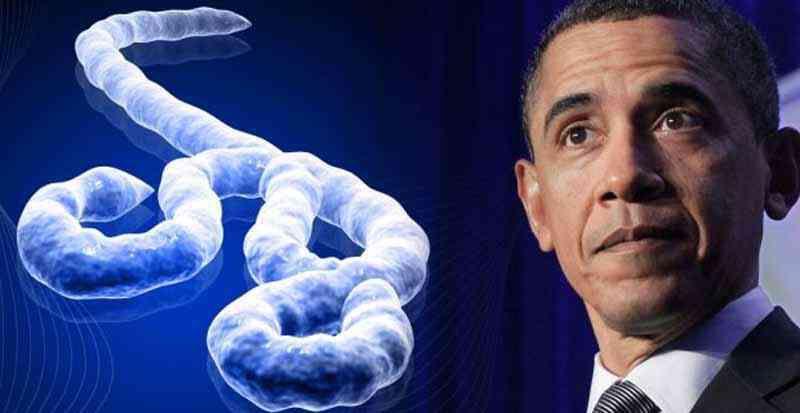 Ebola : une nouvelle guerre américaine pour le pétrole ?