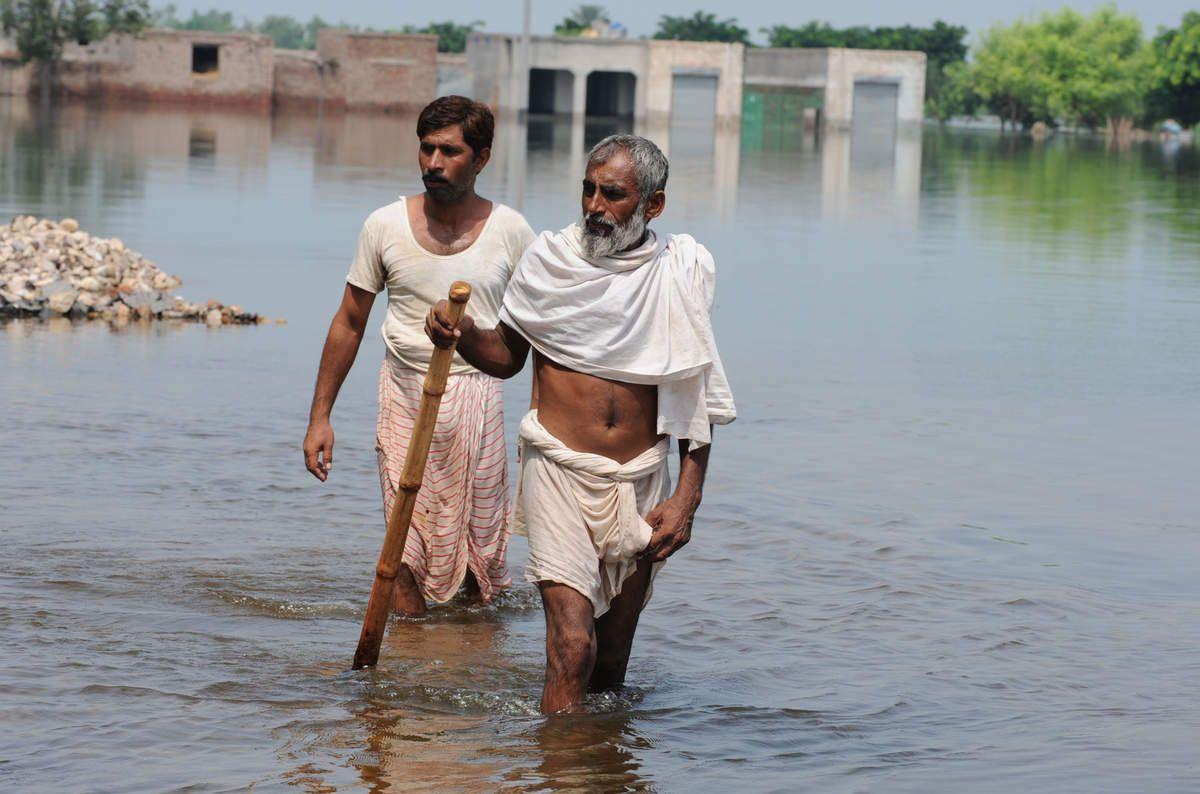 2013 : 22 millions de réfugiés climatiques