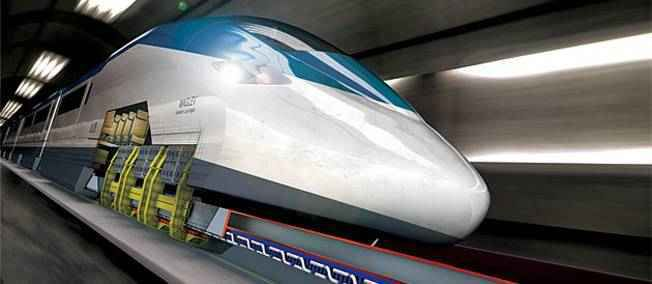 Super Maglev: le train capable de faire Paris-Moscou en une heure