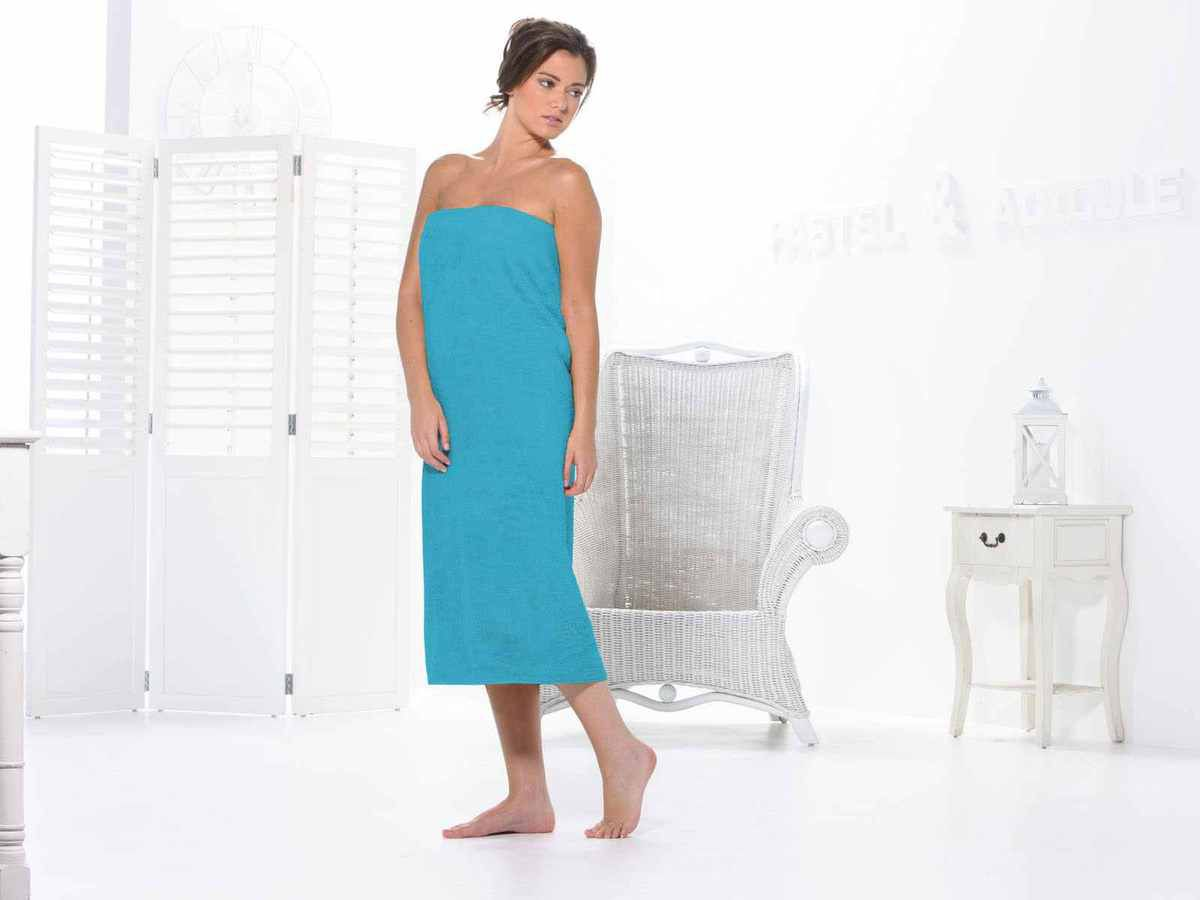 La serviette de bain doit être lavée après trois utilisations