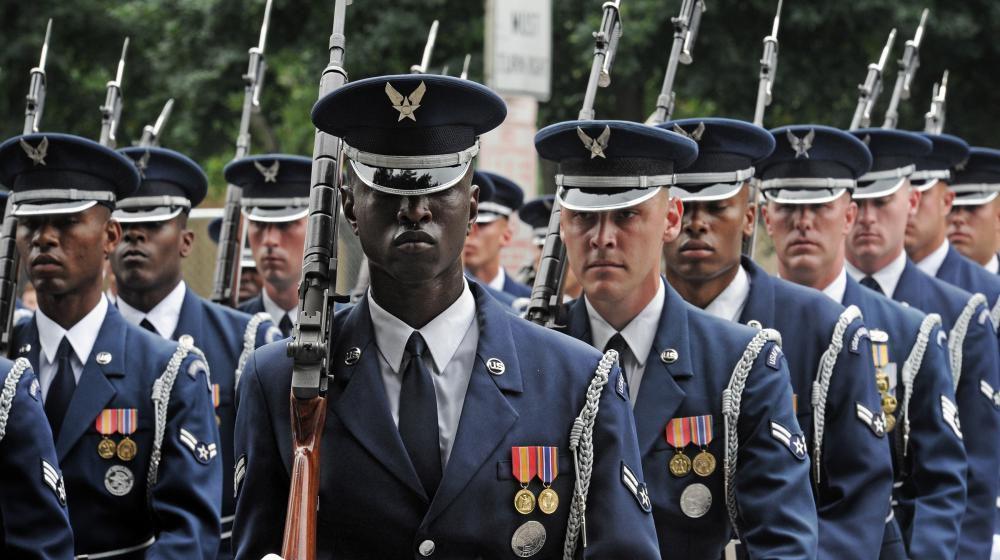 L'armée américaine juge le mot &quot&#x3B;Negro&quot&#x3B; acceptable pour désigner les soldats noirs