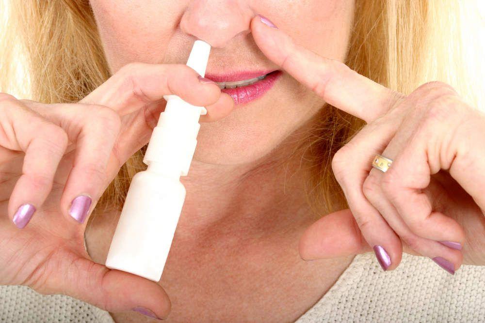 Un spray nasal contre l'Ebola 100% efficace !